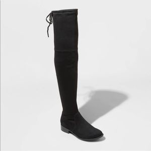 Over the Knee Boots, worn once!